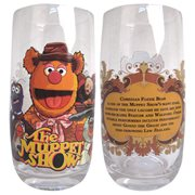 Muppets Fozzie Tumbler Pint Glass