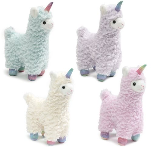 Llamacorn Chatter Plush Set