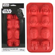Star Wars Helmets of the Dark Side Ice Cube Tray