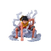 One Piece Monkey D. Luffy Paramount War Extra Battle FiguartsZERO Statue