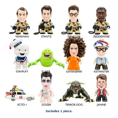 Ghostbusters Titans Who Ya Gonna Call Collection Random Mini-Figure