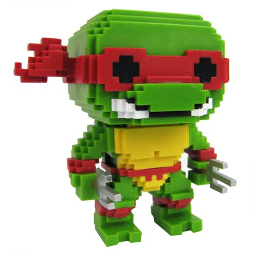 Teenage Mutant Ninja Turtles Raphael 8-Bit Pop! Vinyl Figure #06