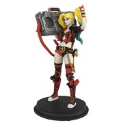 DC Rebirth Harley Quinn Boombox Statue - SDCC 2017 Exclusive