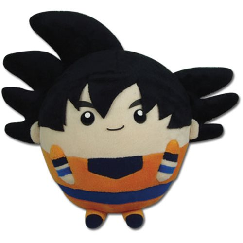 Dragon Ball Z Goku Ball 8-Inch Plush