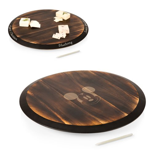 Mickey Mouse Lazy Susan Serving Tray