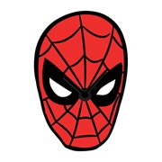 Spider-Man's Face Wobble Wall Clock