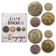 Game of Thrones House Targaryen 4-Pack Coin Set