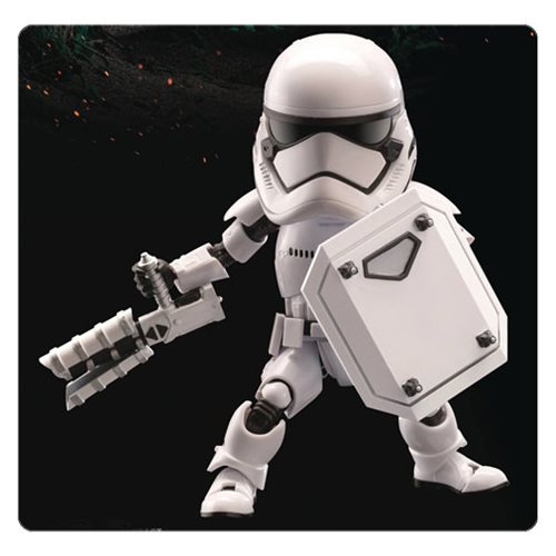 Star Wars: The Force Awakens Riot Control Stormtrooper Egg Attack Action Figure - Previews Exclusive