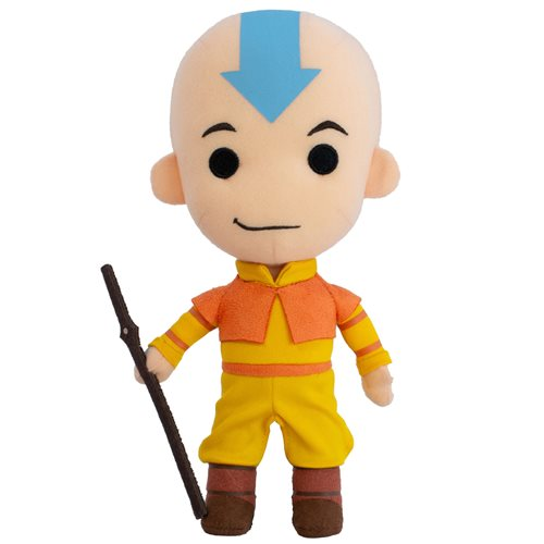 Avatar: The Last Airbender Aang Q-Pal Plush