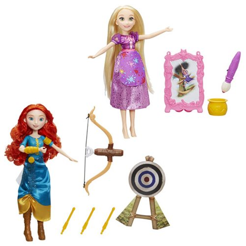 Disney Princess Fashion Dolls Wave 1 Set