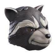 Guardians of the Galaxy Rocket Raccoon Deluxe Adult Latex Mask