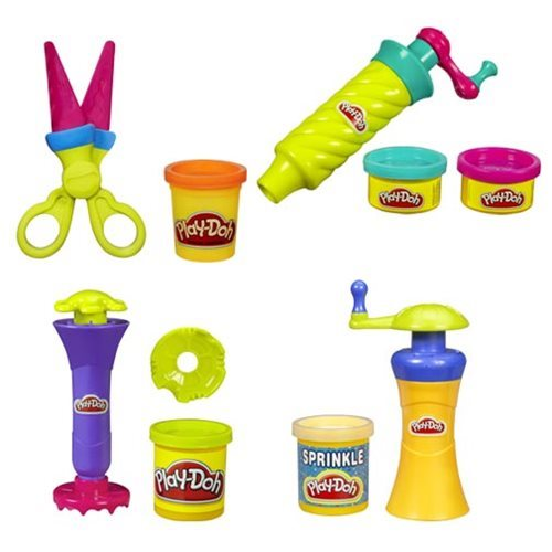 Play-Doh Super Tools Wave 4