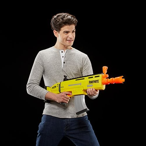 Fortnite AR-L Nerf Blaster with 20 Darts
