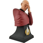 Star Trek: The Next Generation Picard Facepalm Limited Edition Bust - San Diego Comic-Con 2020 Previews Exclusive