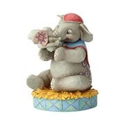 Disney Traditions Dumbo and Mrs. Jumbo A Mother's Unconditional Love Statue by Jim Shore