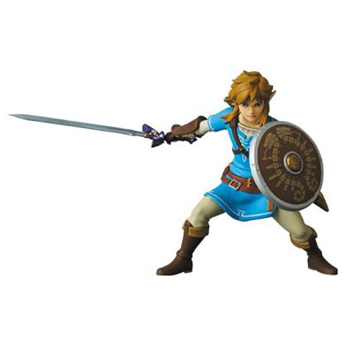 The Legend of Zelda: Breath of the Wild Link UDF Mini-Figure