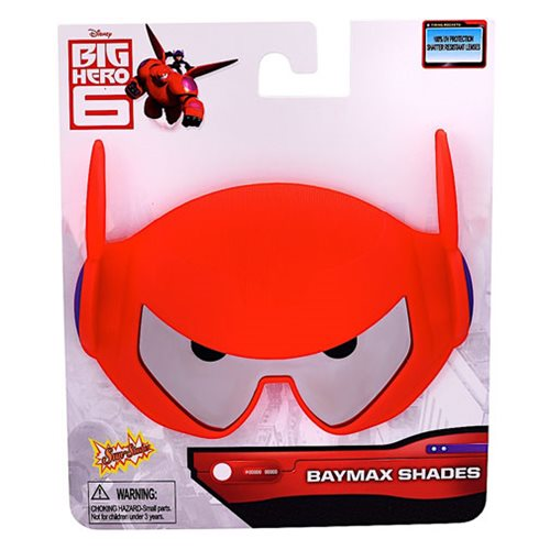 Big Hero 6 Baymax Sun-Staches
