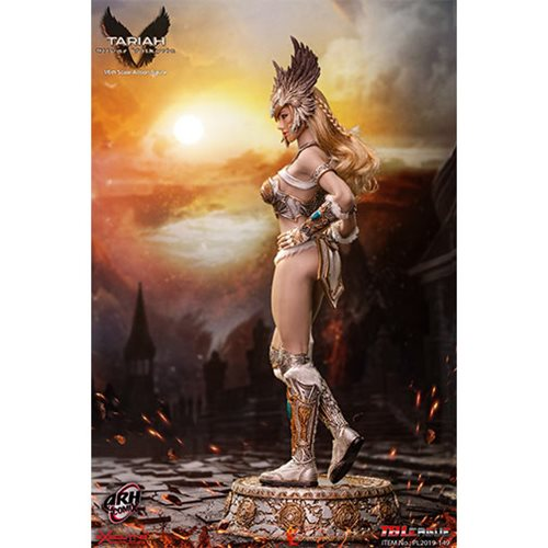 1//6 Scale-TBLeague Action Figures Tariah Silver Valkyrie-Shield