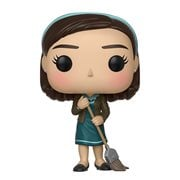 The Shape of Water Elisa with Broom Pop! Vinyl Figure, Not Mint
