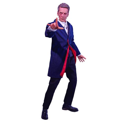 Doctor Who 12th Doctor Series 8 1:6 Scale Action Figure