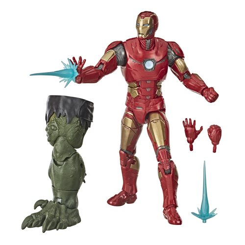 Avengers Video Game Marvel Legends 6-Inch Iron Man Action Figure, Not Mint