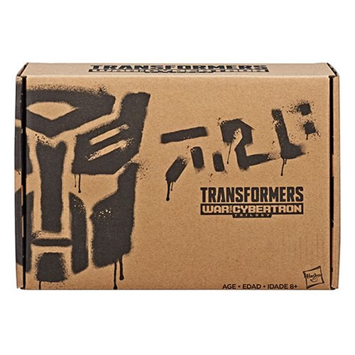 Transformers Generations Selects War for Cybertron Deluxe WFC-GS08 Powerdasher Drill Zetar - Exclusi