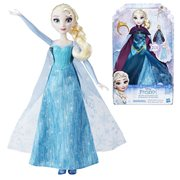 Frozen Royal Reveal Elsa Doll