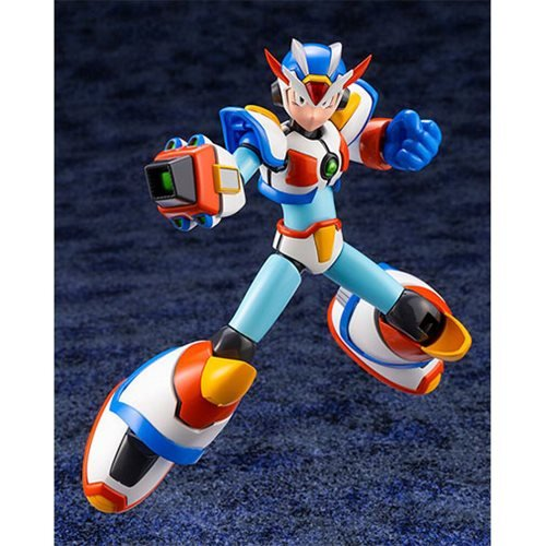 Mega Man X3 Max Armor 1:12 Scale Model Kit