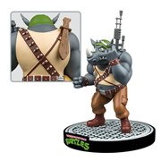 Teenage Mutant Ninja Turtles Rocksteady 12-Inch Statue