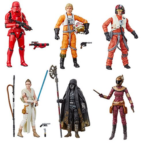Star Wars The Vintage Collection ROS Action Figures Wave 1
