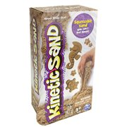 Kinetic Sand Brown Sand