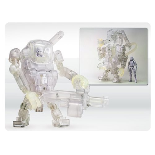 Acid Rain Laurel Ghost 7 Power Suit Action Figure