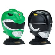 Power Rangers Legacy 1:4 Scale Helmet Coll. Wave 2 Set