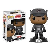 Star Wars: The Last Jedi Finn Pop! Vinyl Bobble Head #191