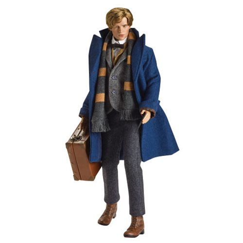 Fantastic Beasts and Where to Find Them Newt Scamander Tonner Doll