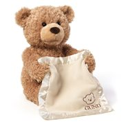 Animated Peek-A-Boo Bear 11 1/2-Inch Plush
