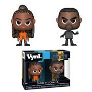 Black Panther T'Challa and Shuri Vynl. Figure 2-Pack