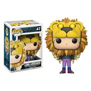 Harry Potter Luna Lovegood Lion Head Pop! Vinyl Figure #47