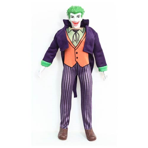 DC Retro Super Powers 8-Inch Series 2 Joker Action Figure