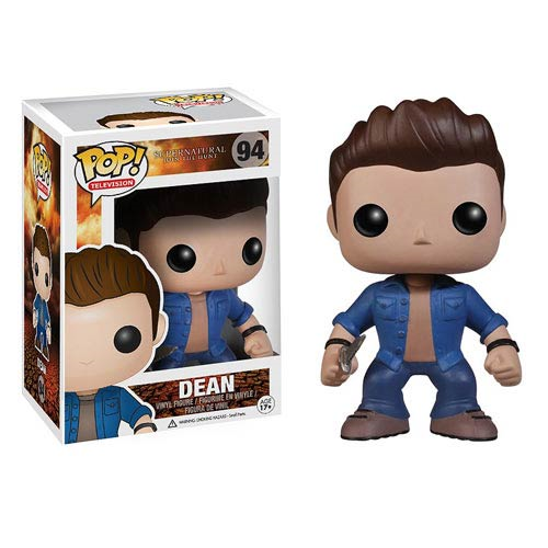 Supernatural Dean Winchester Pop! Vinyl Figure