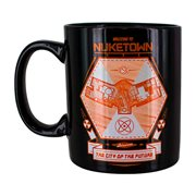Call of Duty Nuketown 10 oz. Heat Change Mug