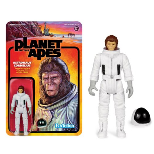 Planet of the Apes Astronaut Cornelius ReAction Figure