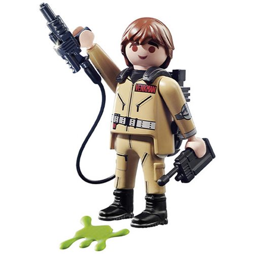 Playmobil 70172 Ghostbusters Collector's Edition 6-Inch Peter Venkman Action Figure