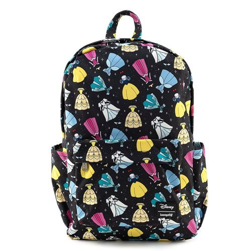 Disney Princess Dresses Nylon Backpack