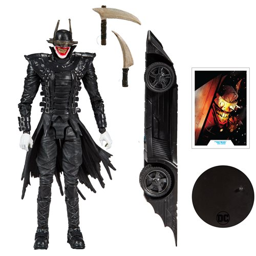 DC Collector Wave 1 Batman Who Laughs 7-Inch Figure