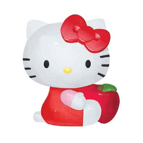 Hello Kitty Apple Cookie Jar