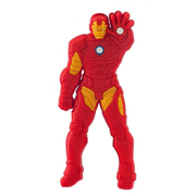 Iron Man Soft Touch Magnet