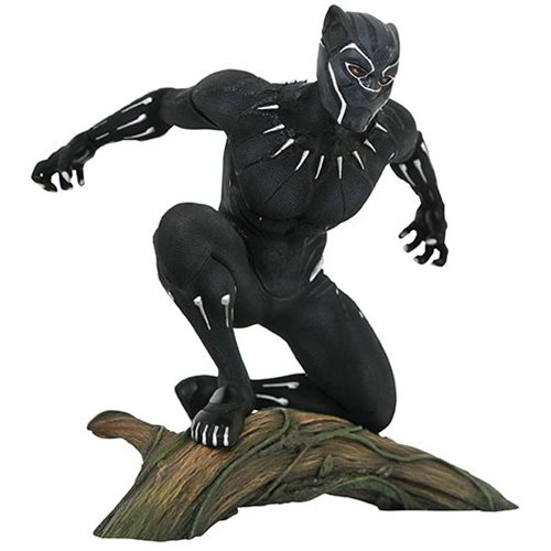 Marvel Movie Collector Black Panther Resin Statue
