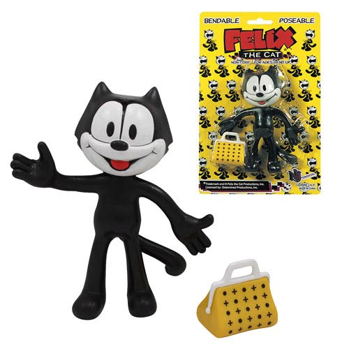 Felix the Cat Bendable Figure