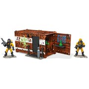 Call of Duty Mega Construx HAZMAT Lab Armory Crate